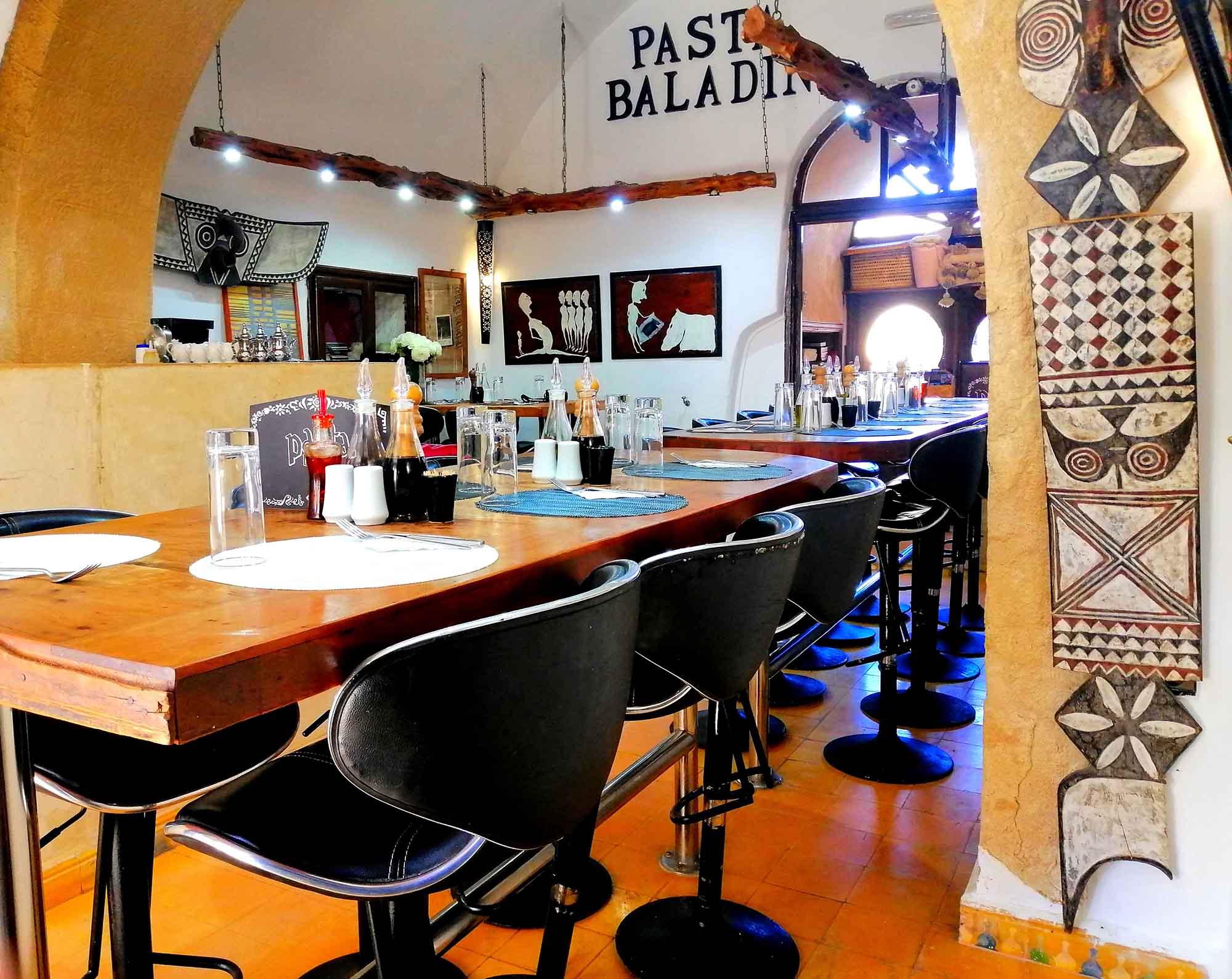 Riad BALADIN Essaouira restaurant